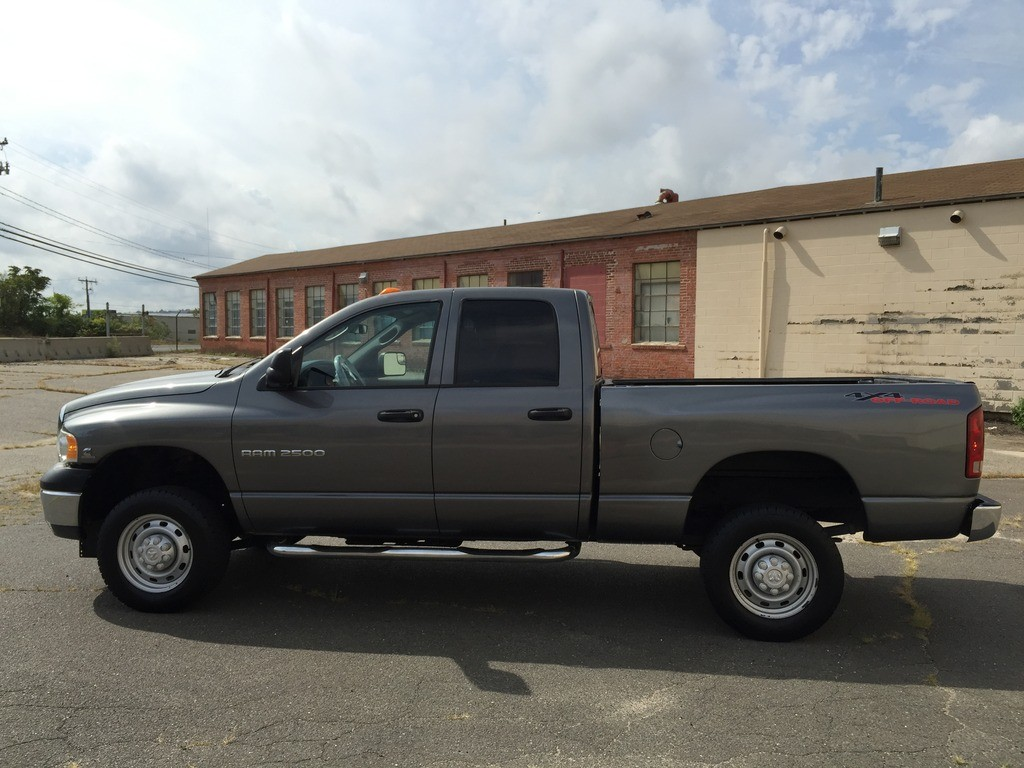 2005 dodge ram 2500 crew cab 5 9l cummins turbo diesel for sale. Black Bedroom Furniture Sets. Home Design Ideas