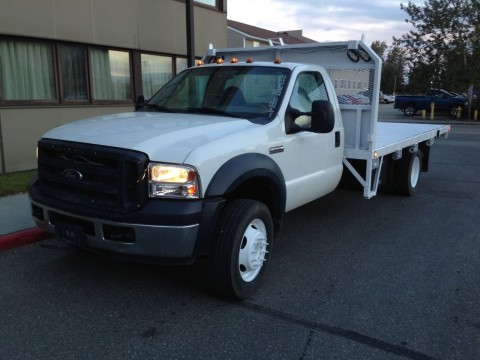 2007 Ford F 550 for sale