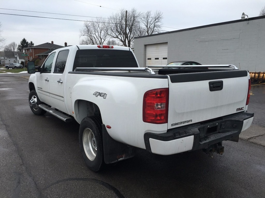 Gmc 3500 Denali Diesel For Sale >> 2013 GMC Sierra Denali 3500 4*4 CREW CAB Dually Diesel for sale
