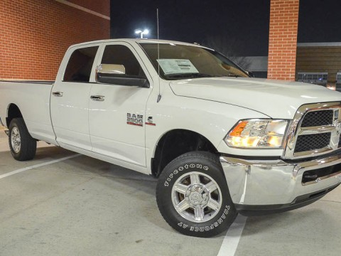 2013 RAM 2500 CREW CAB 4X4 6.7 Diesel 370hp/800lb for sale