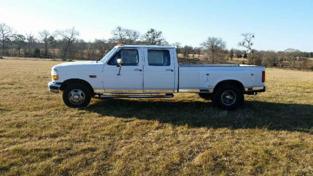 Dually For Sale >> 1995 Ford F350 Powerstroke Dually for sale