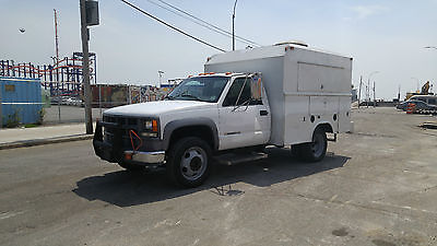 2001 Chevrolet C3500 Turbo Diesel Dually Mobile Wash Truck for sale