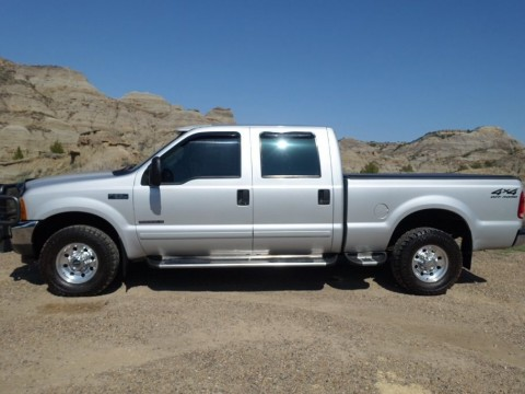 2001 Ford F 250 7.3 L diesel for sale