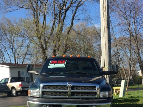 2002 Dodge Ram 3500 Laramie 24 Valve 5.9 cummins for sale