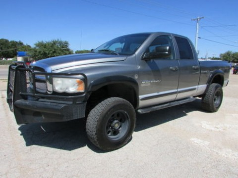 2005 Dodge Ram 2500 SLT Diesel L6 5.9L for sale