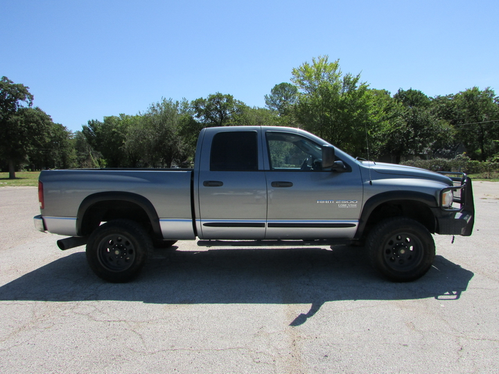 2005 Dodge Ram 2500 Slt Diesel L6 5 9l For Sale
