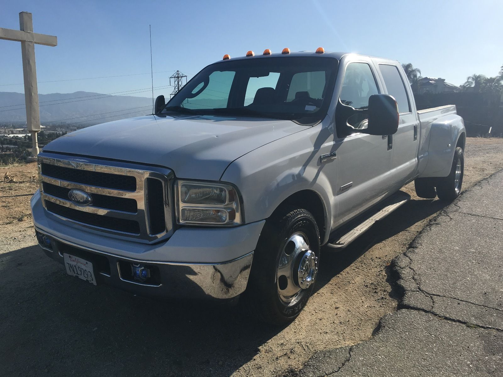2005 ford f 350 xlt diesel for sale. Black Bedroom Furniture Sets. Home Design Ideas