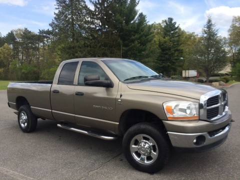 2006 Dodge Ram 2500 diesel for sale