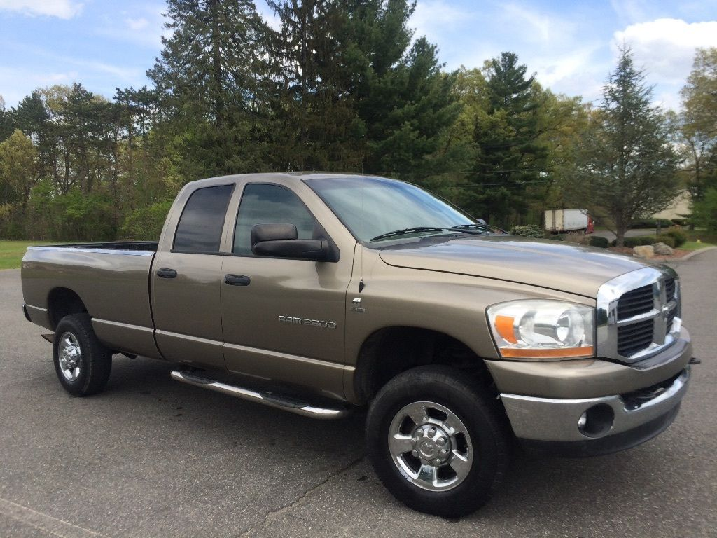 2006 dodge ram 2500 diesel for sale. Black Bedroom Furniture Sets. Home Design Ideas