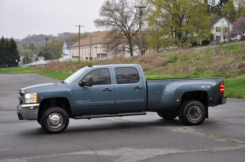 Chevy 6 2 Diesel Truck For Sale >> 2007 Chevrolet Silverado 3500 Dually Crew Cab 4×4 6.6L Duramax Turbo Diesel for sale