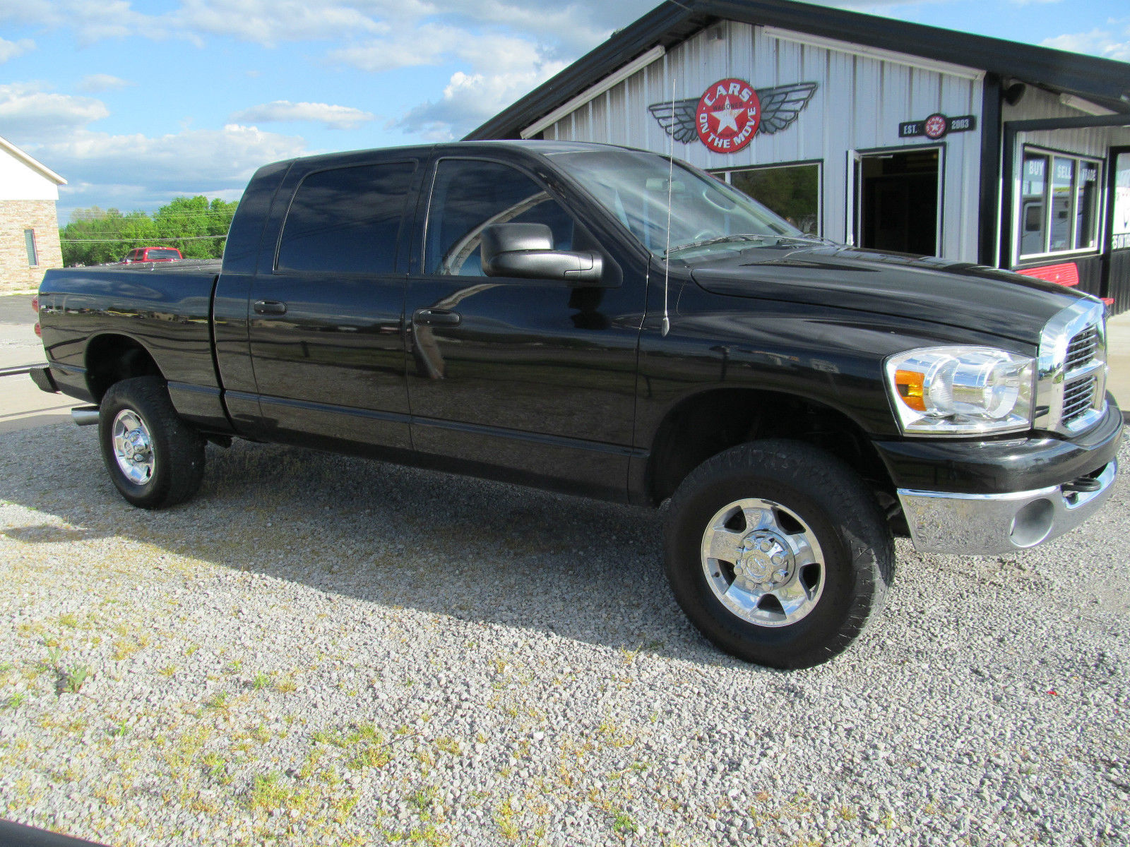 2007 Dodge Ram 2500 Mega Cab 5 9l For Sale