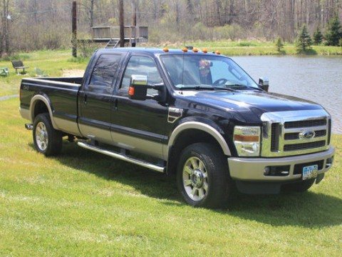2008 Ford F 350 4×4 Crewcab Lariat King Ranch for sale