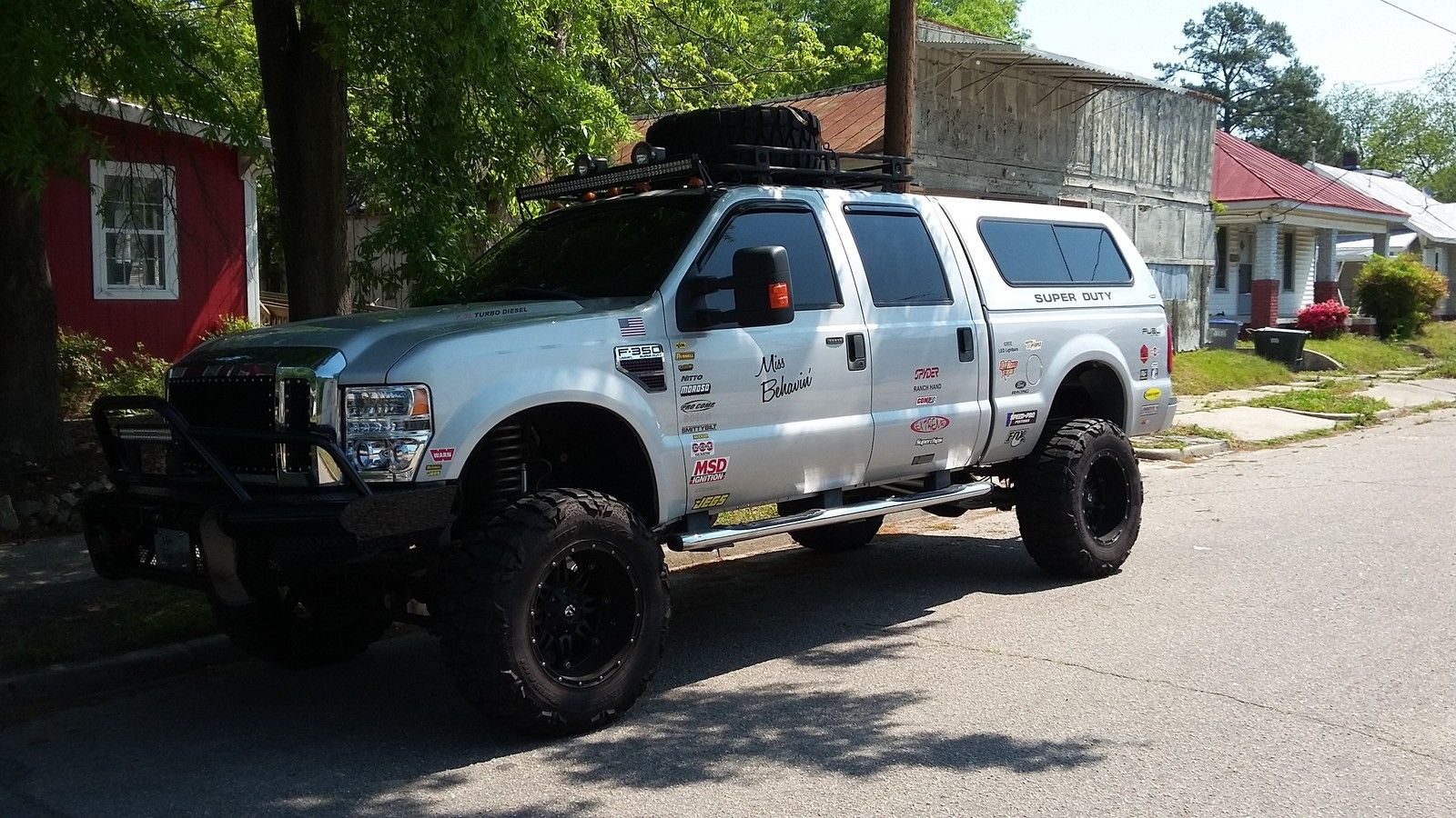 2008 Ford F 350 Lariat Super Duty Twin Turbo for sale