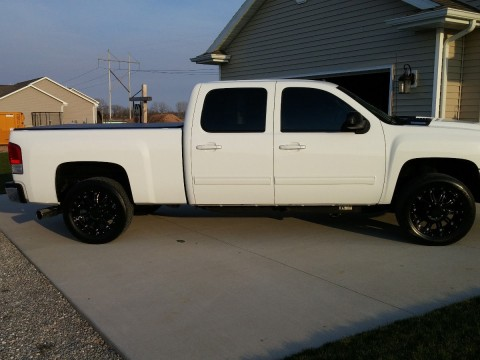 2009 Chevrolet Silverado 2500 Crew Cab for sale