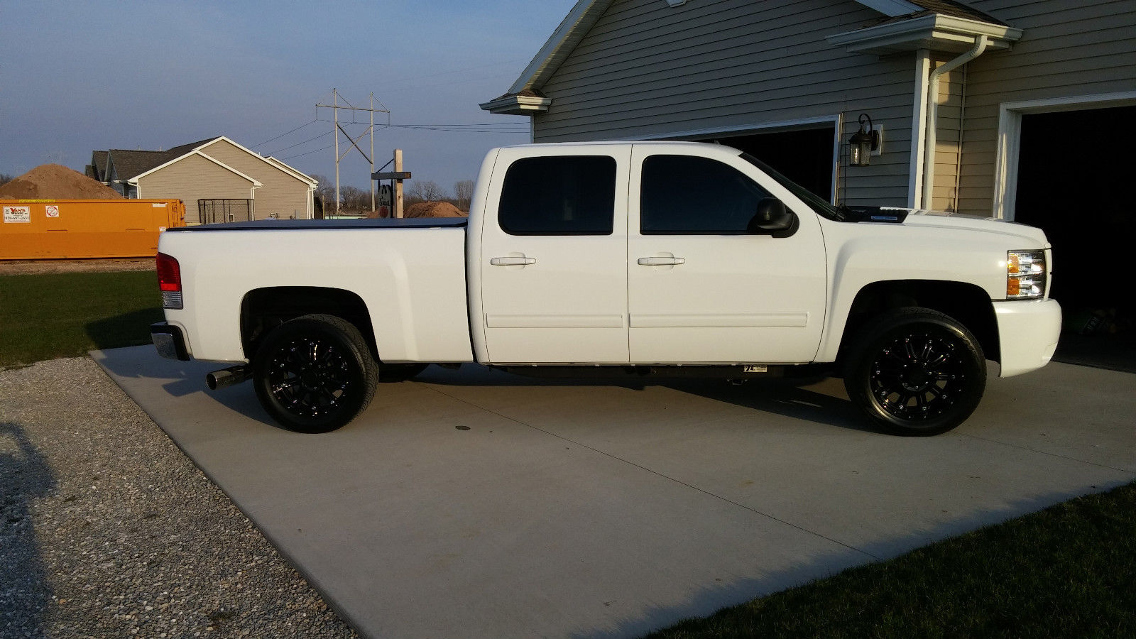 2009 chevrolet silverado 2500 crew cab for sale. Black Bedroom Furniture Sets. Home Design Ideas