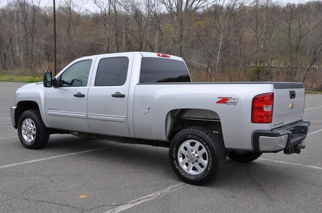 Chevy Silverado 2500hd Duramax Diesel For Sale