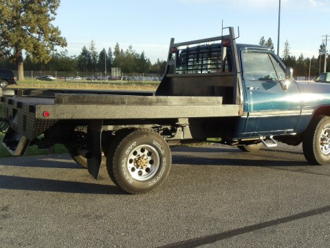 1993 Dodge Ram 2500 Diesel 4×4 Standard Cab for sale