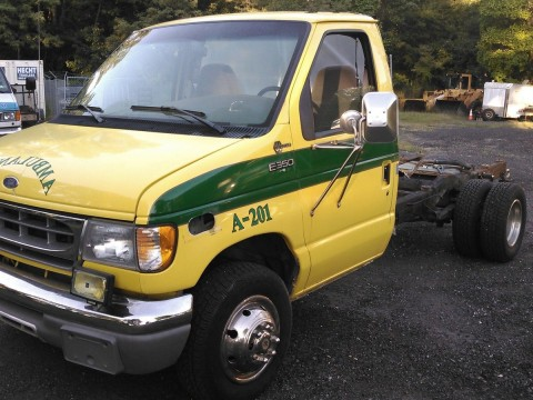 1997 Ford E350 Diesel 7.3 for sale