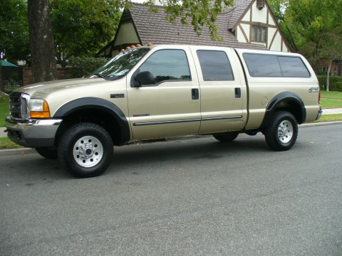 2000 Ford F-250 7.3 Diesel Crew Cab for sale