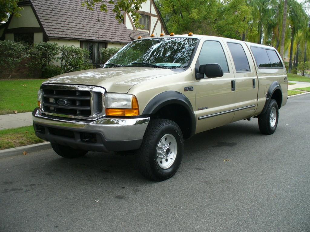 2000 ford f 250 7 3 diesel crew cab for sale. Black Bedroom Furniture Sets. Home Design Ideas