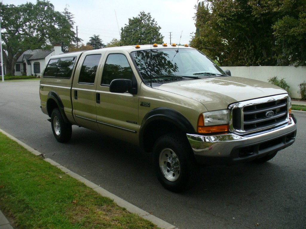 2000 Ford F350 73 Diesel For Sale