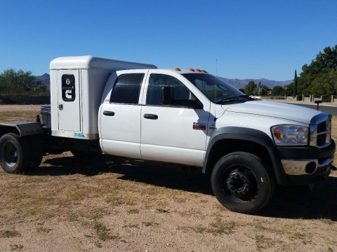 2008 Dodge Ram 4500 C&C Crew Cab for sale