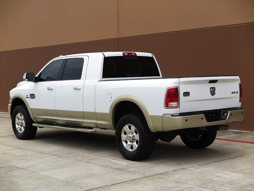 2013 Dodge Ram 3500 Laramie Longhorn Megacab 4×4 6.7L Diesel for sale