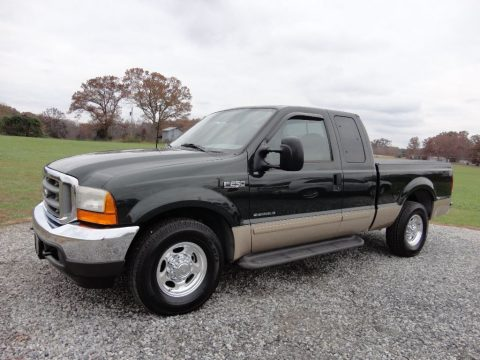 2001 Ford F 250 Lariat – Absolutely NO RUST for sale
