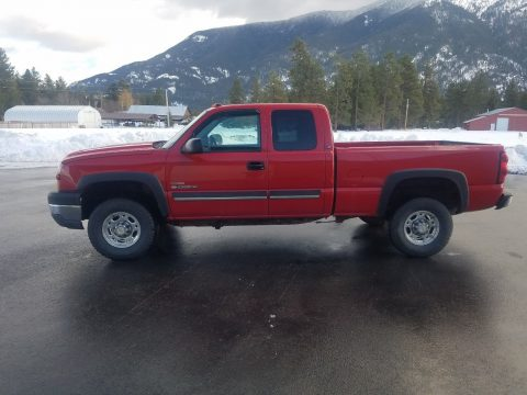 2005 Chevrolet Silverado 2500 LS – DRIVES GREAT for sale