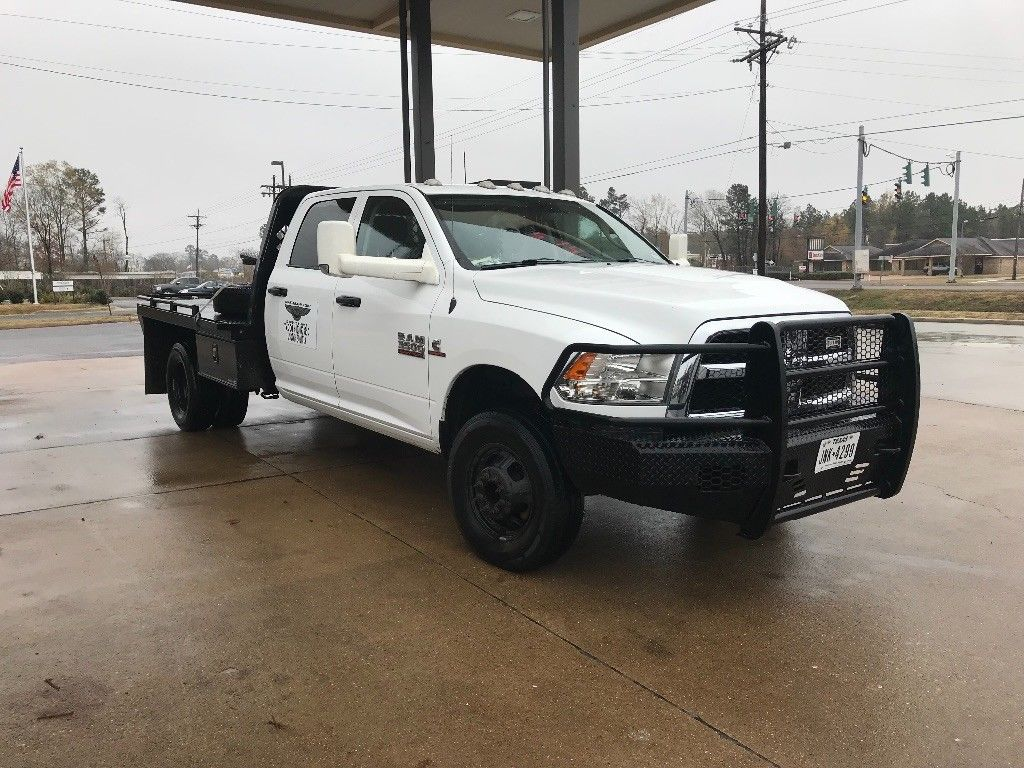2013 Ram 3500 Flatbed For Sale