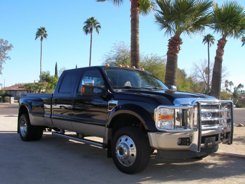 BEAUTIFUL 2009 Ford F 450 KING RANCH for sale