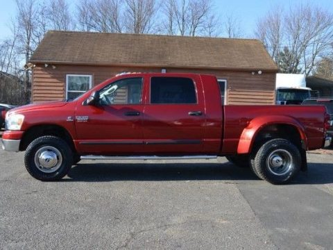 GREAT 2007 Dodge Ram 3500 SLT Mega Cab for sale