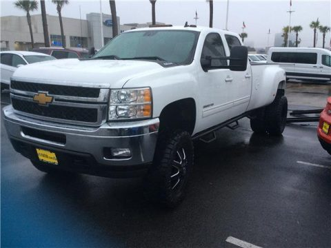 GREAT 2013 Chevrolet Silverado 3500 LTZ for sale