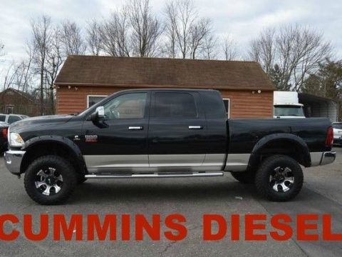 NICE 2010 Dodge Ram 2500 Laramie Mega Cab for sale