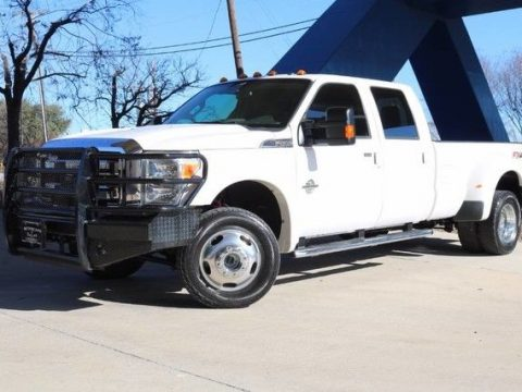 GREAT 2013 Ford F 450 Lariat for sale