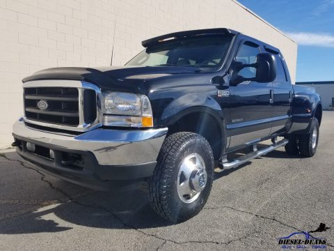 RARE 2003 Ford F 350 LARIAT for sale