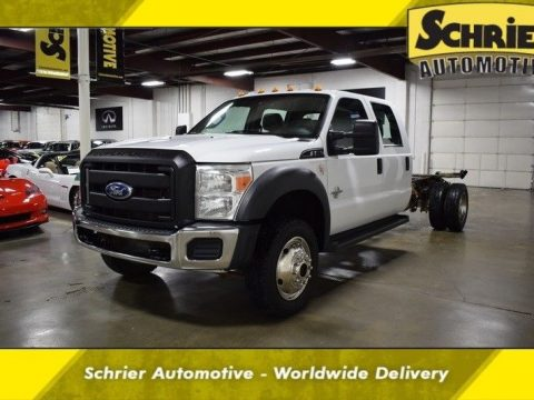 GREAT 2012 Ford F 550 XL for sale