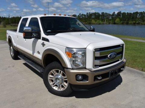 VERY NICE 2011 Ford F 250 King Ranch for sale