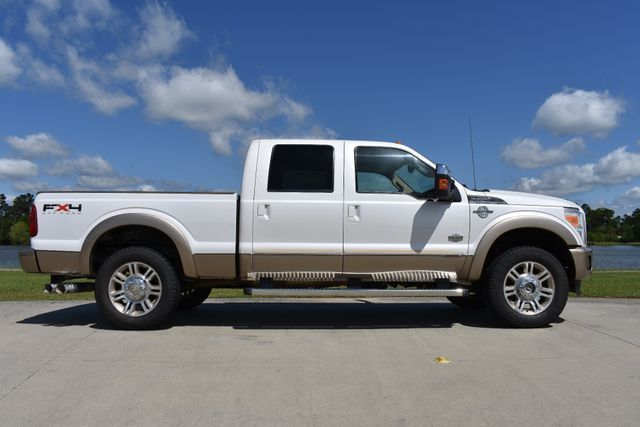 VERY NICE 2011 Ford F 250 King Ranch