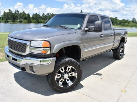 AMAZING 2007 GMC Sierra 2500 SLT for sale