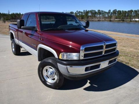 BEAUTIFUL 2002 Dodge Ram 2500 for sale