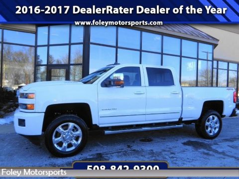 BEAUTIFUL 2018 Chevrolet Silverado 2500 LTZ Crew Cab 4WD for sale