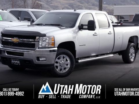GREAT 2012 Chevrolet Silverado 3500 for sale