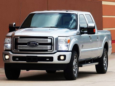 GREAT 2015 Ford F 250 Platinum for sale