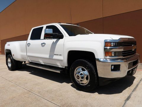 VERY NICE 2015 Chevrolet Silverado 3500 for sale