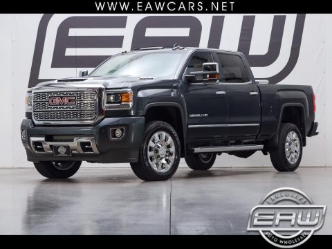 2018 GMC Sierra 2500 Denali Crew Cab 4WD for sale