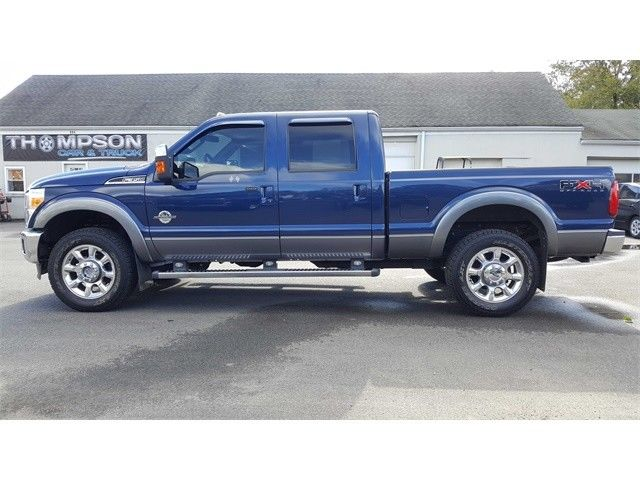 GORGEOUS 2011 Ford F 350 Lariat