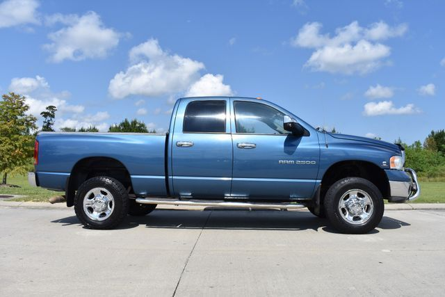 WELL KEPT  2004 Dodge Ram 2500 SLT